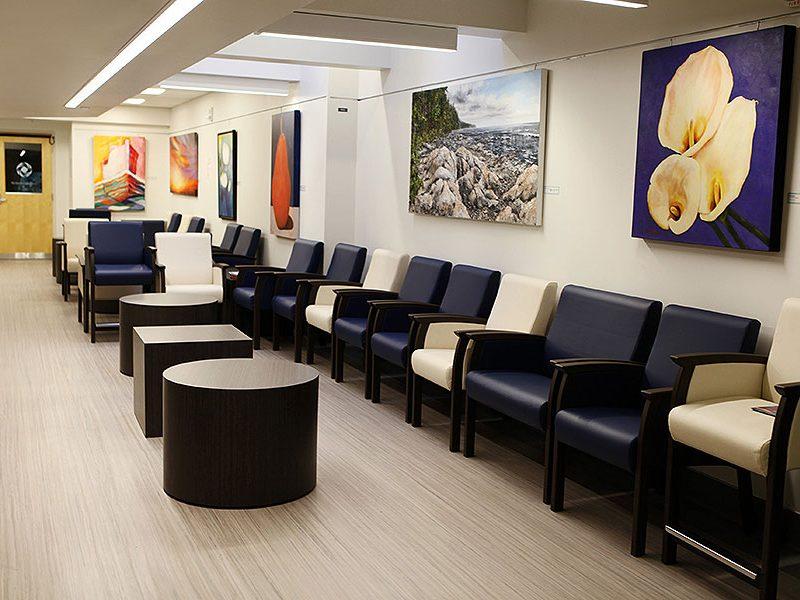 Sechelt Hospital - Art